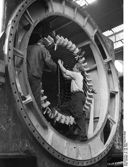 AEG 1955 Generator - Appliance City