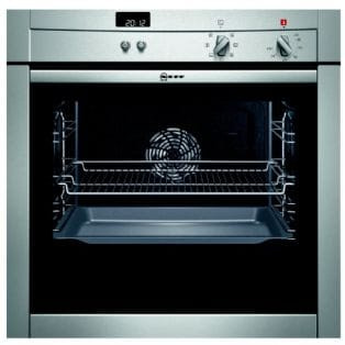Trade In Promotion - Save £100 on the Neff Neff B44M42N3GB - CircoTherm Single Oven Slide and Hide Door | Appliance City
