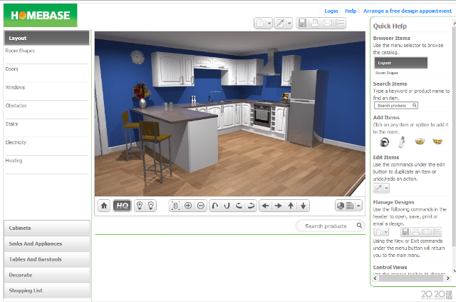 Five Of The Best Online Kitchen Design Apps Appliance City