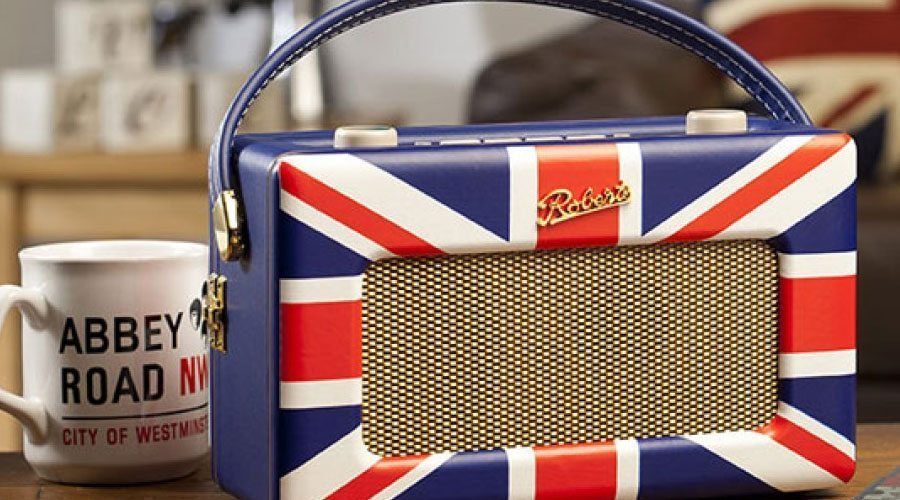 FREE Union Jack Roberts Revival DAB Radio Worth £200!