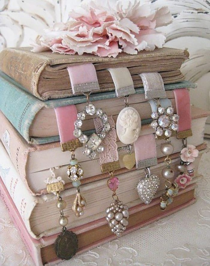 Handmade Gifts - Handmade Vintage Bookmarks - Appliance City