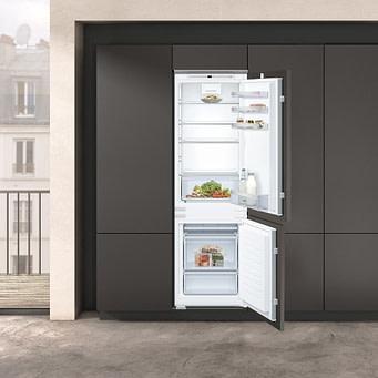 Neff Ki7862sf0g 177cm Integrated 60 40 Frost Free Fridge Freezer Appliance City