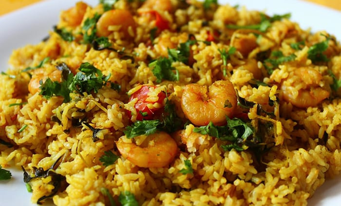 Appliance City - National Curry Week - Biryani Recipe