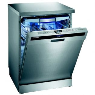 Trade In Promotion - Save £100 on the Siemens SN26T597GB - IQ-700 60cm Freestanding Dishwasher | Appliance City