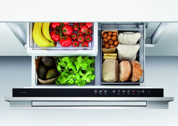 Fisher&Paykel Cooldrawee example