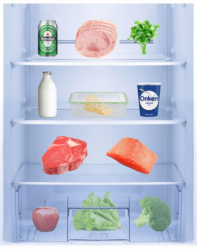 How to organise your American Fridge Freezer