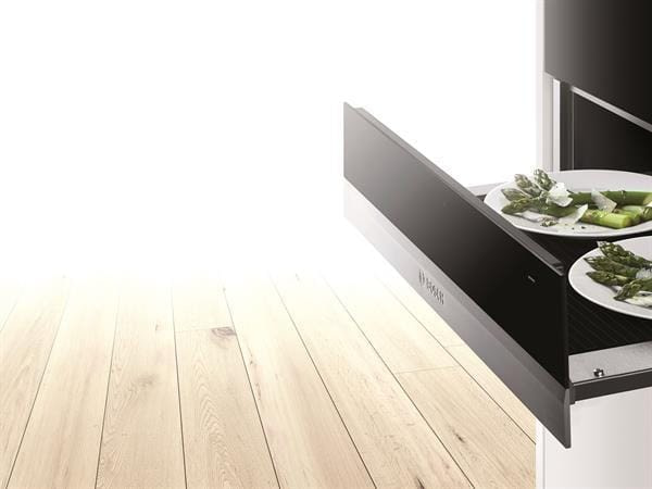 Bosch Serie 8 Warming Drawer - Stainless Steel - Introducing the New Bosch Serie 8 Built-in appliances | Appliance City