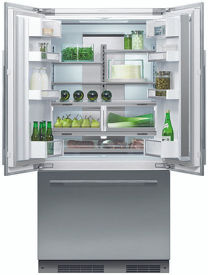 New Fisher and Paykel Refrigeration Range