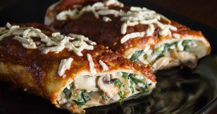 Vegan Recipes - Vegan enchiladas - Appliance City