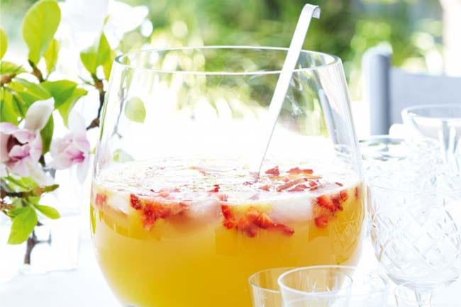 Apple, Orange & Ginger Punch. National Punch Day! | Appliance City - Recipes