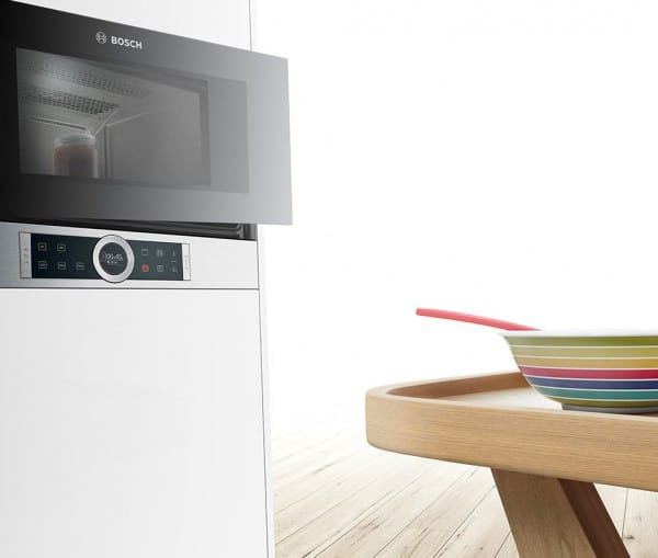 Bosch Serie 8 Built-in Microwave - Stainless Steel - Introducing the New Bosch Serie 8 Built-in appliances | Appliance City