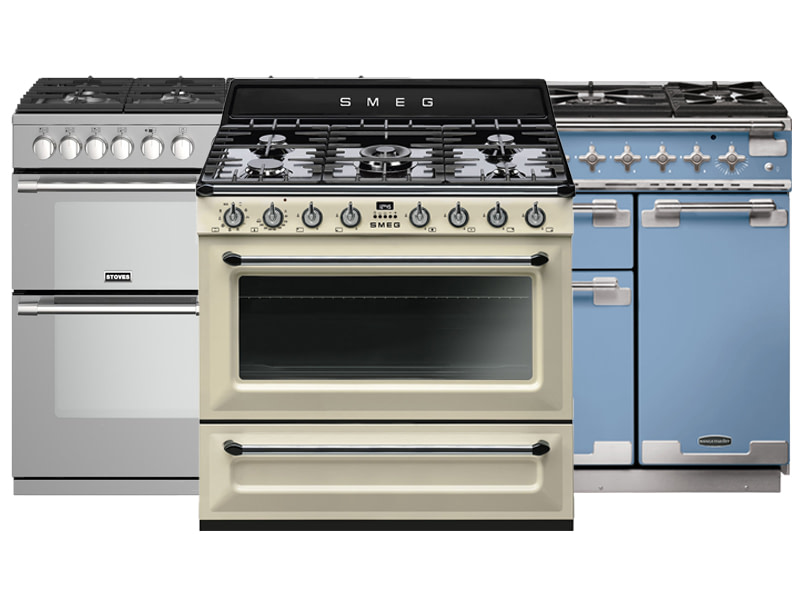 Visit our collection of range cookers online