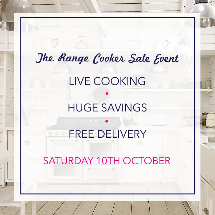 Range Cooker Sale Event | appliance City