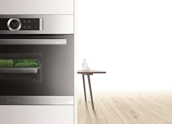 Bosch Serie 8 Steam Oven - Stainless Steel - Introducing the New Bosch Serie 8 Built-in appliances | Appliance City