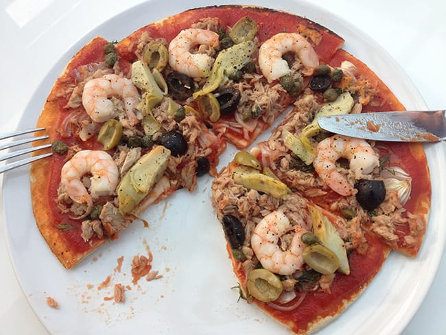 Appliance City - Recipes - Seafood Pizza
