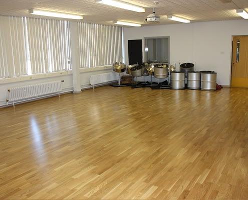 Woodland Sprung Dance Floor (CAPA)