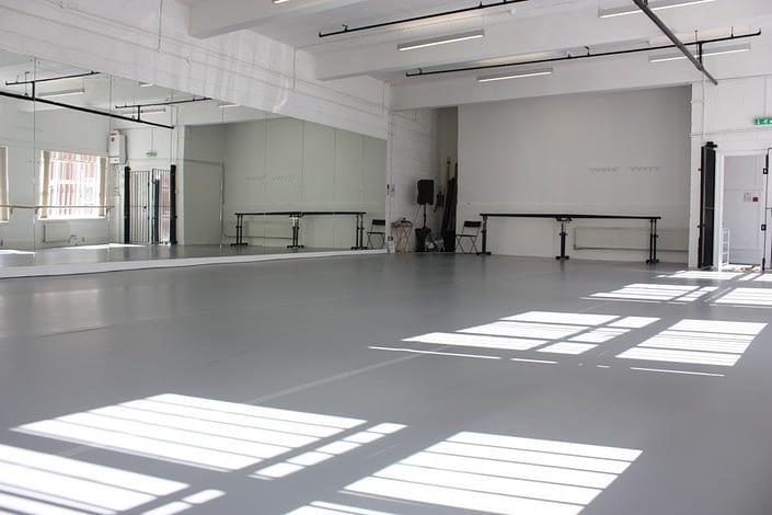 Harmony Vinyl Dance Floor at The Dance School Leeds