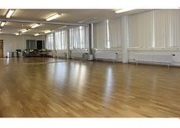 CAPA on Le Mark's Woodland Sprung Dance Floor