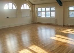 Meadow Sprung Dance Floor at Act Around Performing Arts School