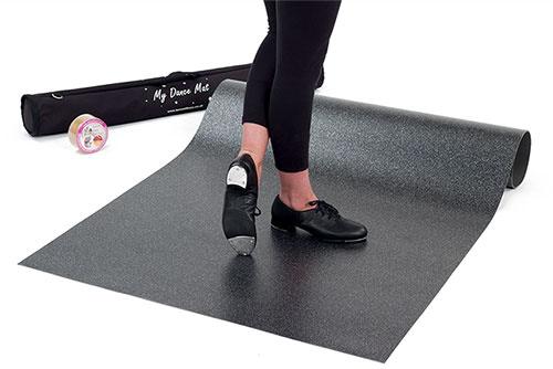 Best portable tap dance floor