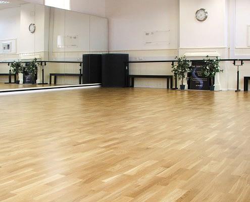 Meadow Sprung Dance Floor (The Dance Space)