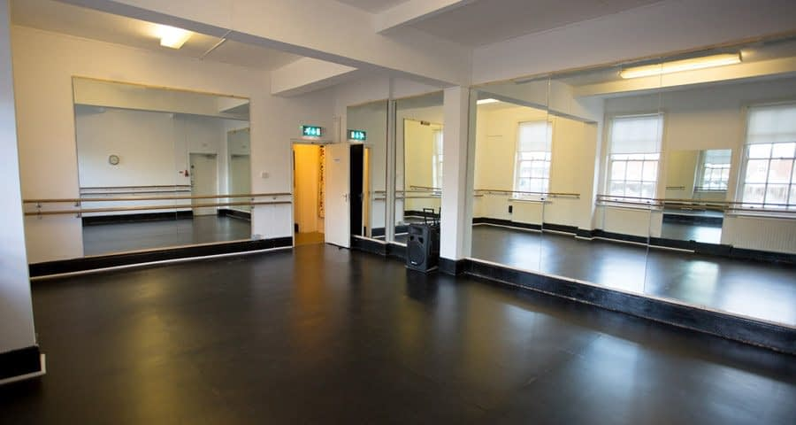 Harmony™ Vinyl Dance Floor at Kings Performing Arts College