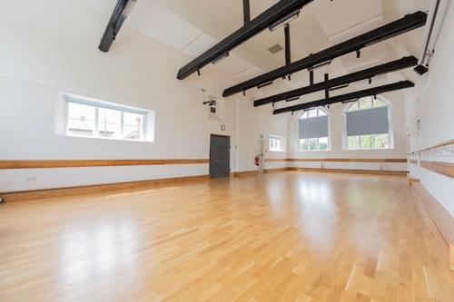 Wooden Sprung Dance Floor