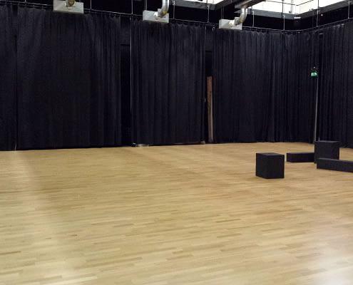 Woodland Sprung Dance Floor