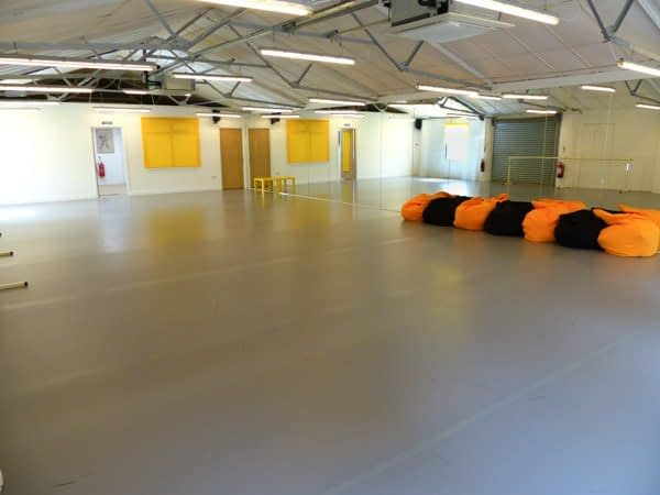 Harmony Dance Floor at Constellation Dance Company