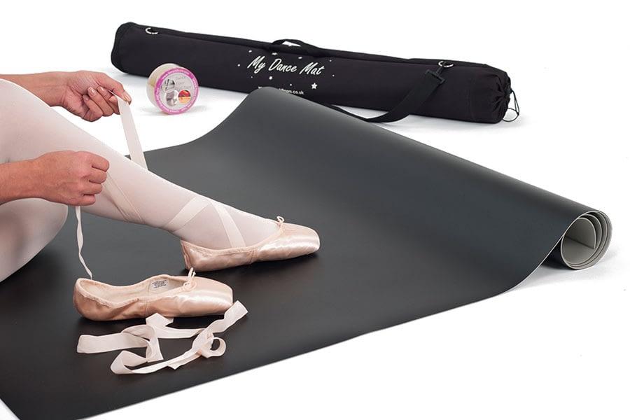 My Dance Mat Home Ballet Floor