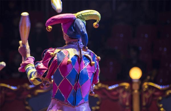 Circus Starr – Sage 200
