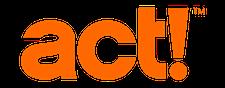 Act single logo orange