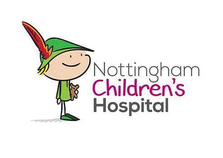 nottingham children's hospital logo