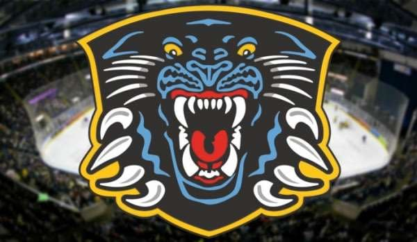 Nottingham Panthers Ice Hockey team logo
