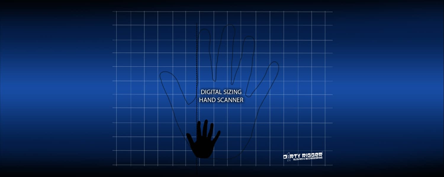 Dirty Rigger Hand Scanner