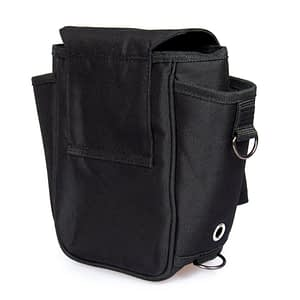 Dirty Rigger Tech Pouch Tool Bag (Back view)