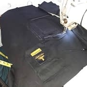 Women's workwear trousers - Stitching picture