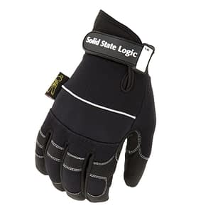 Custom Branded Rigger Glove - Solid State Logic