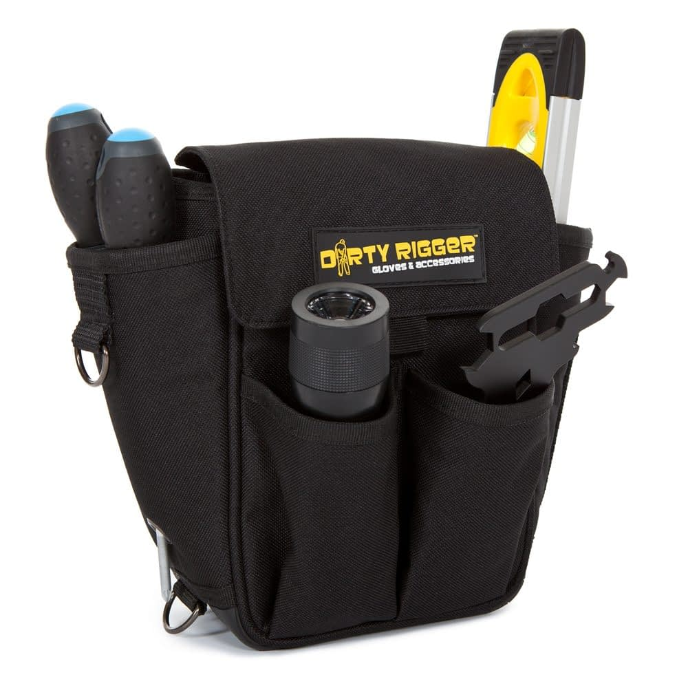 Dirty Rigger Tech Pouch 2.0 Tool Bag