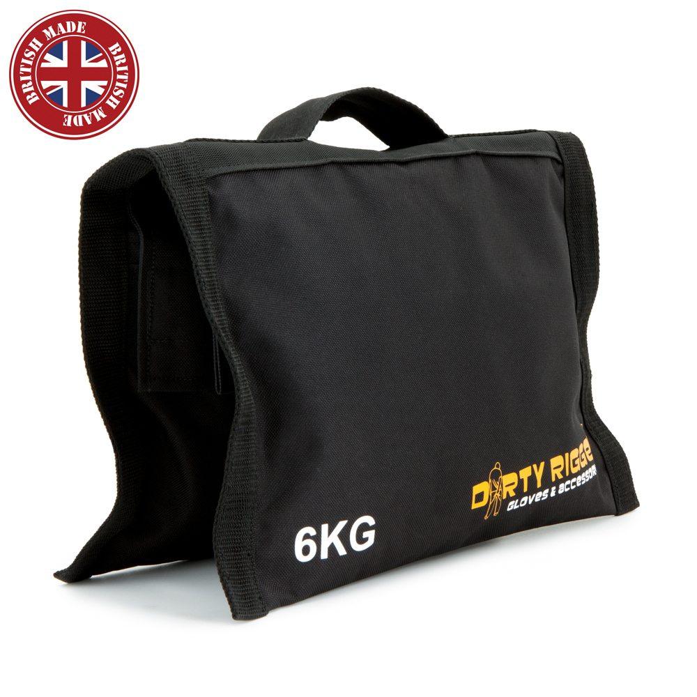 Dirty Rigger 6kg Shot Bag (British Made Badge)