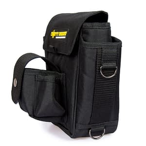 Dirty Rigger Tech Pouch Tool Bag (Side view)