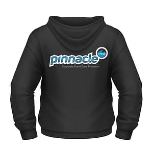 Dirty Rigger® Hoodie, custom branded for Pinnacle.