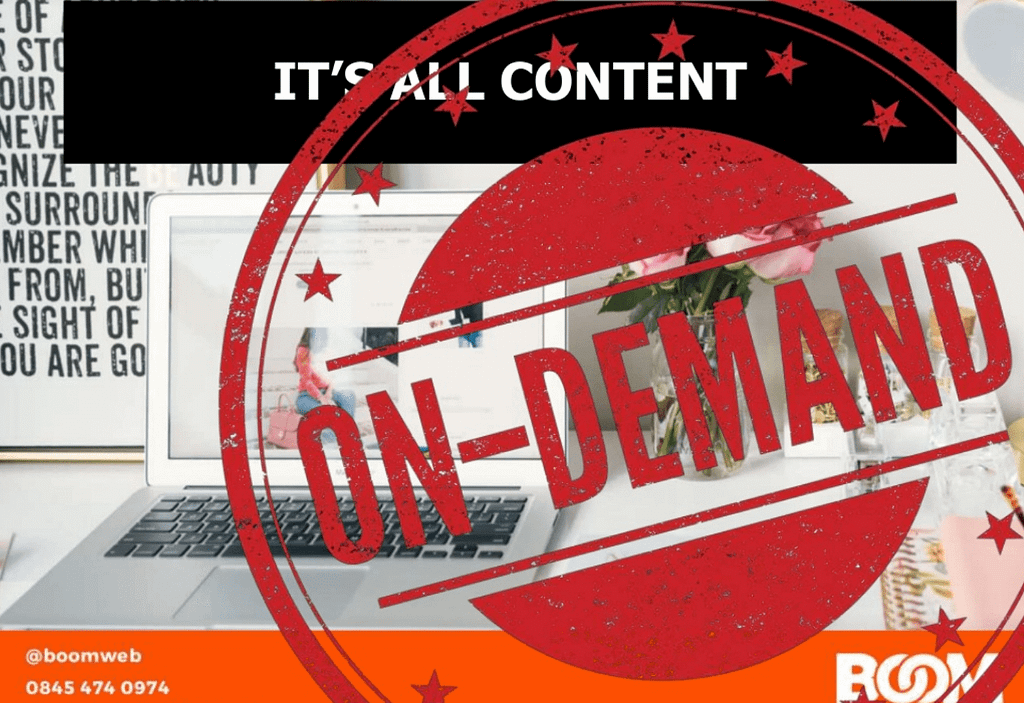 Content on demand