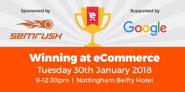 Winning At eCommerce Jan 2018