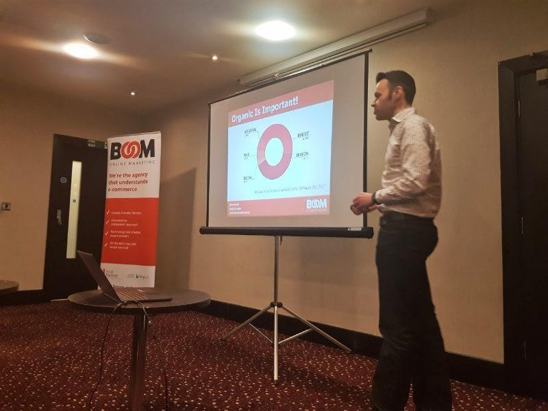 Ian Lockwood of Boom Online Marketing
