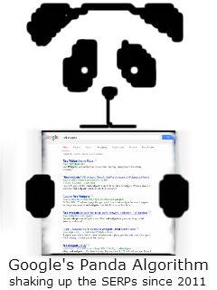 Google's Panda Algorithm: shaking up the SERPs since 2011