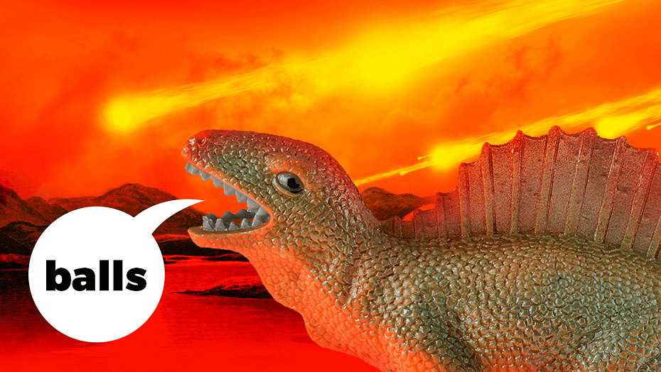 The Great Content Mass Extinction