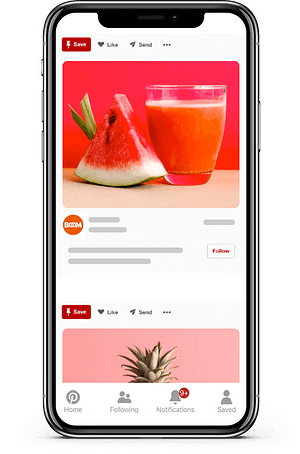 Examples of Pinterest Ads