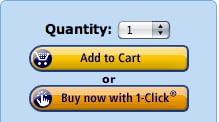 Amazon's one click checkout process