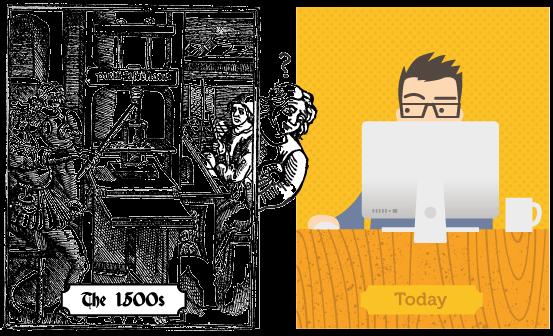Lorem Ipsum, Then and Now